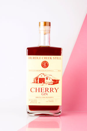 Hurdle Creek Cherry Gin