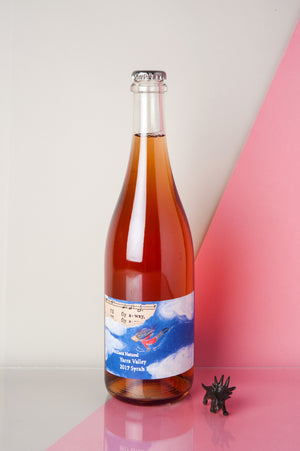 I'll Fly Away Syrah Rosè Pet Nat