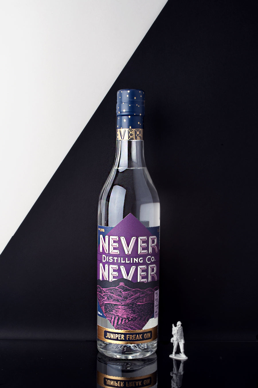 Never Never Distilling Co. Juniper Freak Gin