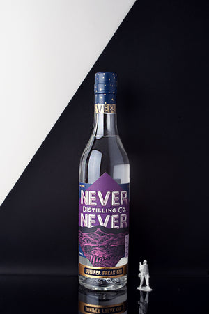 Never Never Distilling Co. Juniper Freak Gin 2019