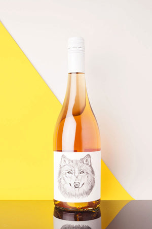 Jilly White Wolf of Cumbria Rosé 2019