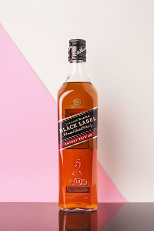 Johnnie Walker Black Label Sherry Edition Whisky