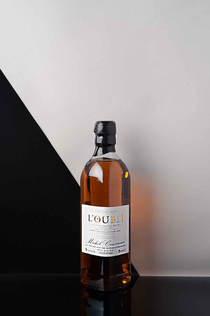 Michel Couvreur L'oubli 2009 10 Years in Flor Sherry Cask Single Malt Whisky