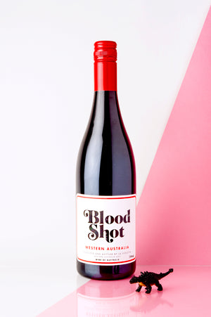 La Violetta Blood Shot Shiraz/Mataro