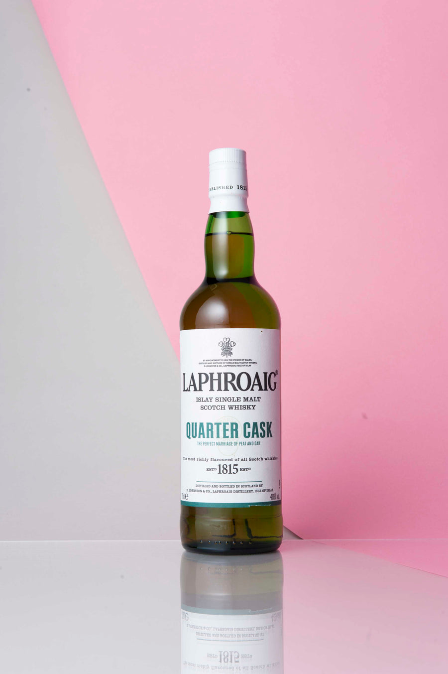 Laphroaig Quarter Cask Single Malt