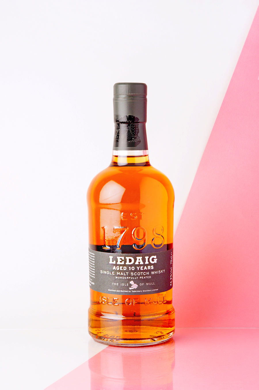 Ledaig 10 Years Old Single Malt Whisky