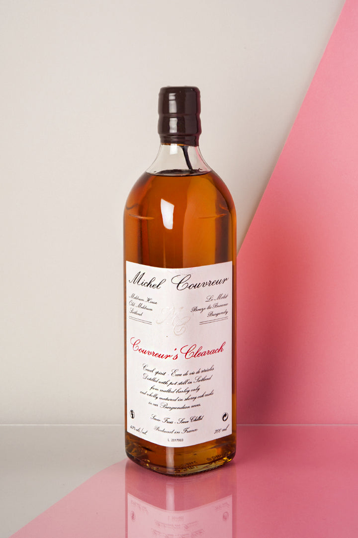 Michel Couvreur Overage 12/27 Years Malt Whisky