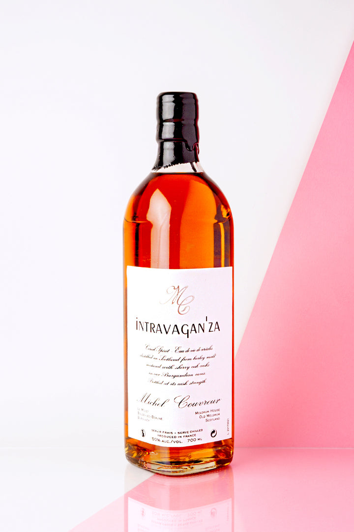 Michel Couvreur Intravagan'za Cask Strength Single Malt Whisky