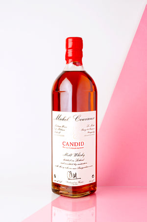 Michel Couvreur Candid Peaty PX Cask Single Malt Whisky