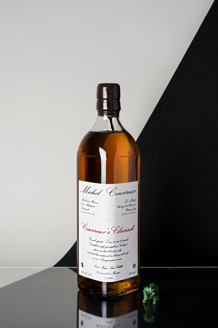 Michel Couvreur Clearach Single Malt Whisky
