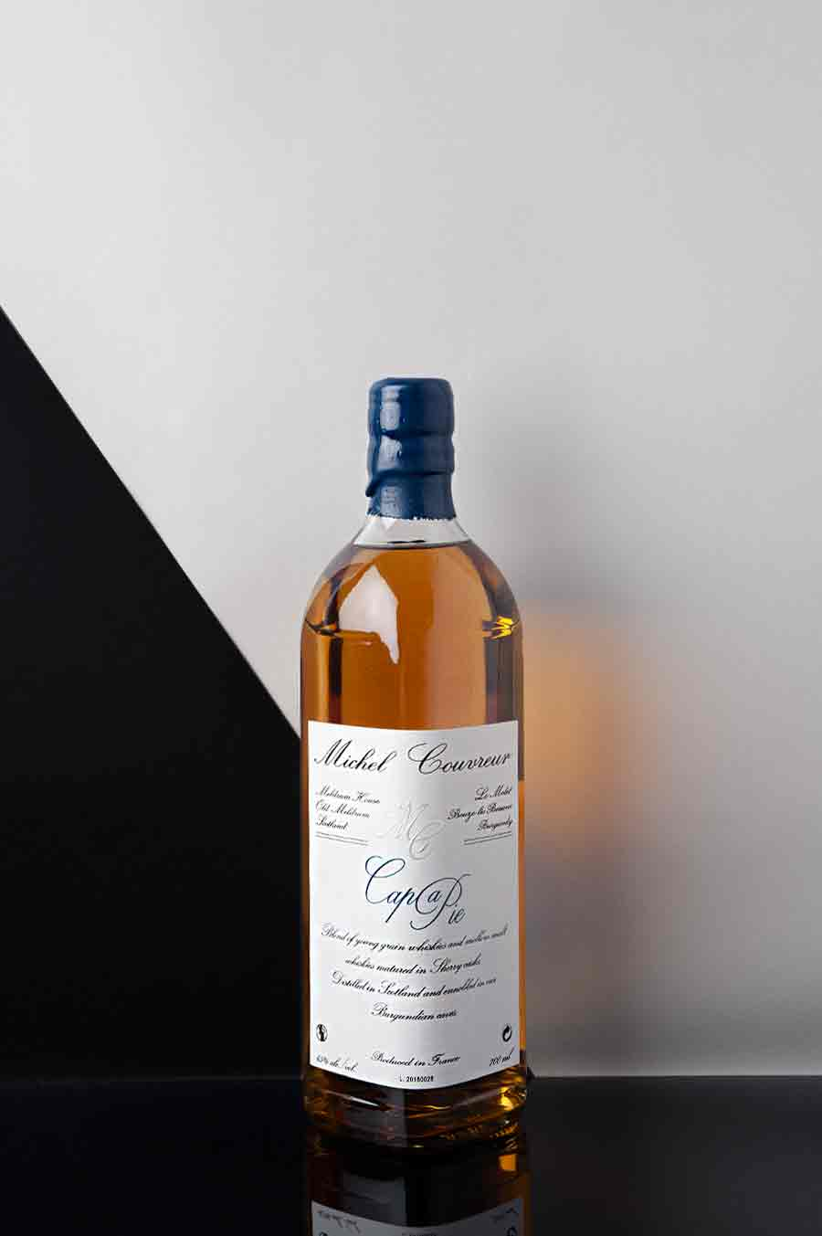 Michel Couvreur Cap a Pie Blended Whisky