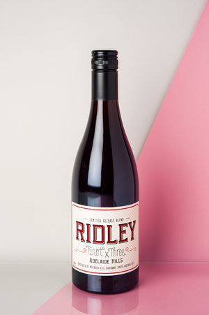 Murdoch Hill Ridley Pinot x Three 2018