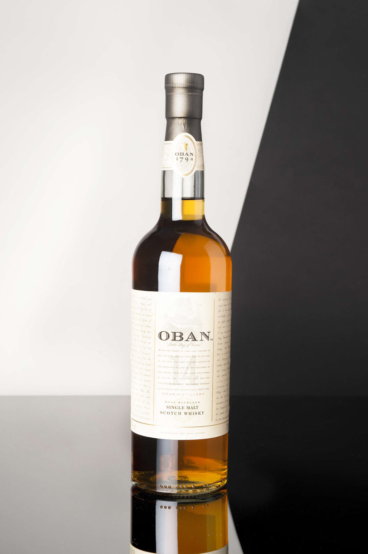 Oban 14 Years Old West Highlands Single Malt Whisky