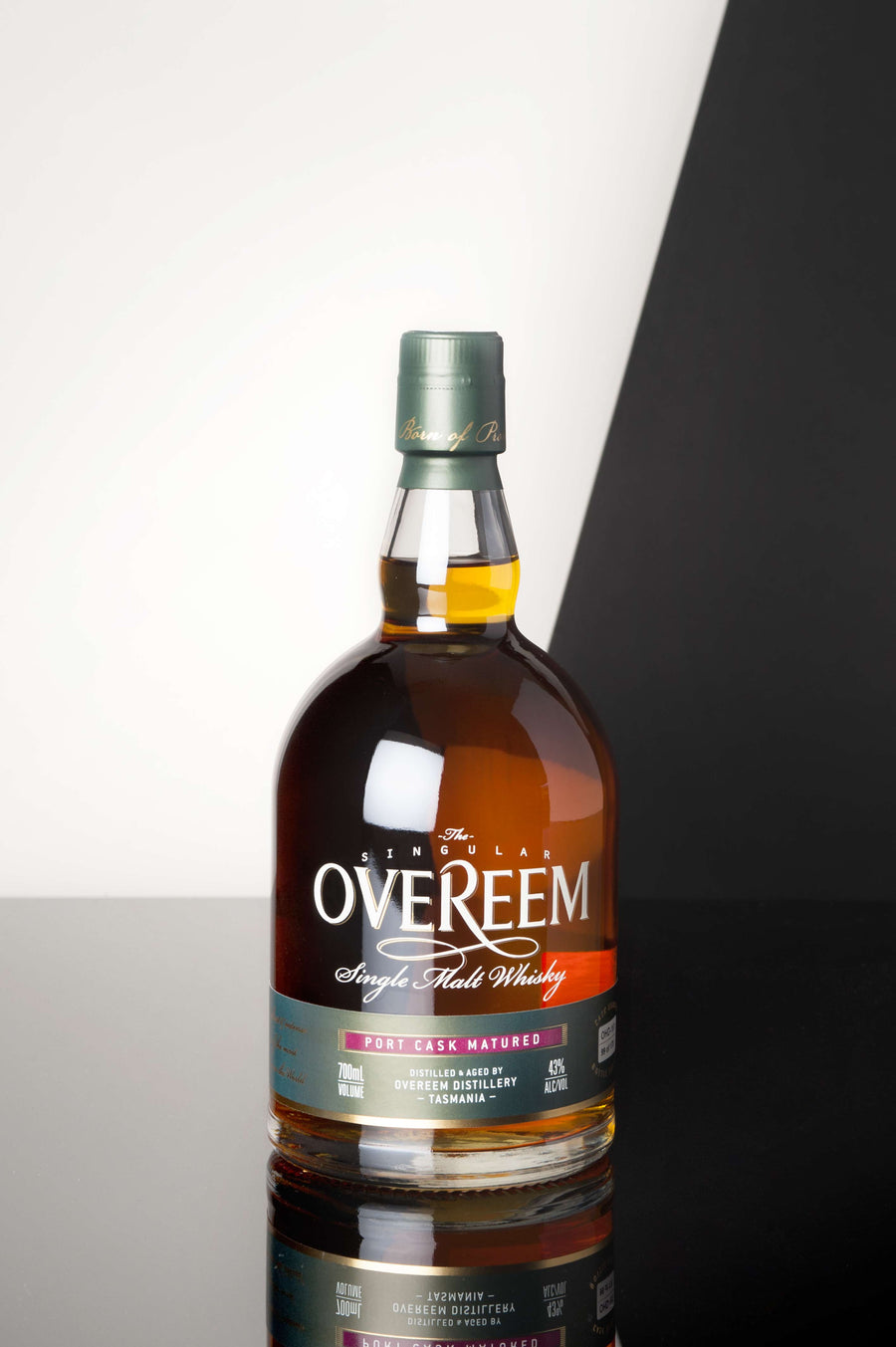 Overeem Port Matured Single Malt Whisky