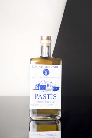 Hurdle Creek Pastis