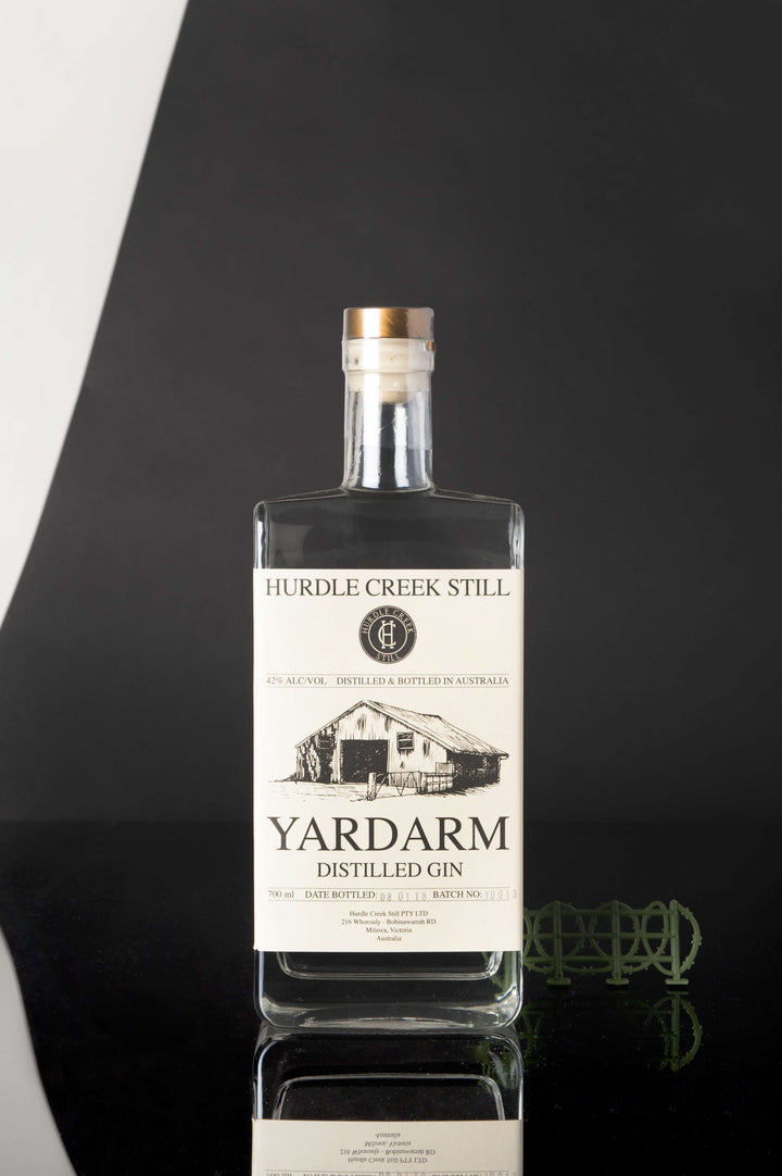 Hurdle Creek Yardarm Distilled Gin
