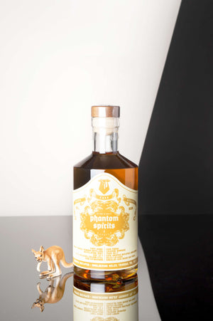 Phantom Spirits WarPigs Smouldering Holes 10 Years Old Rum