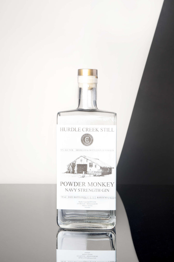 Hurdle Creek Powder Moneky Gin