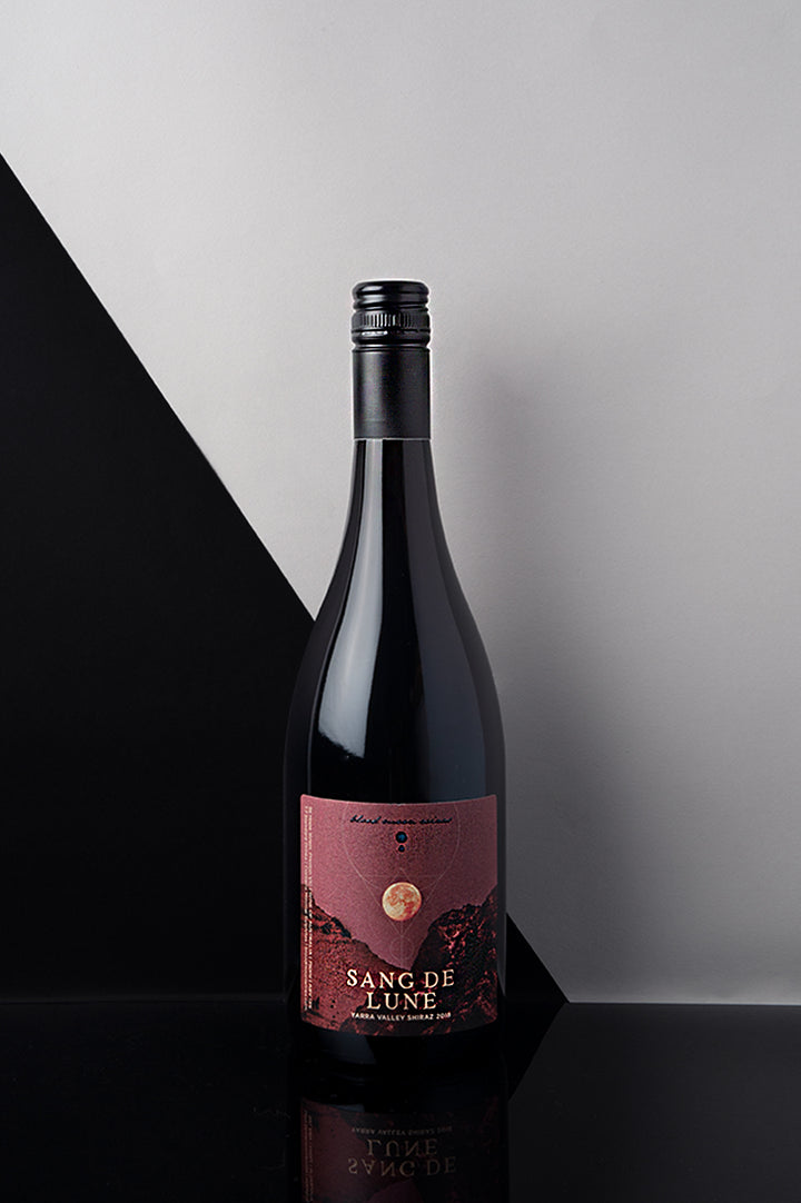 Blood Moon Wines Sang de Lune Shiraz 2018