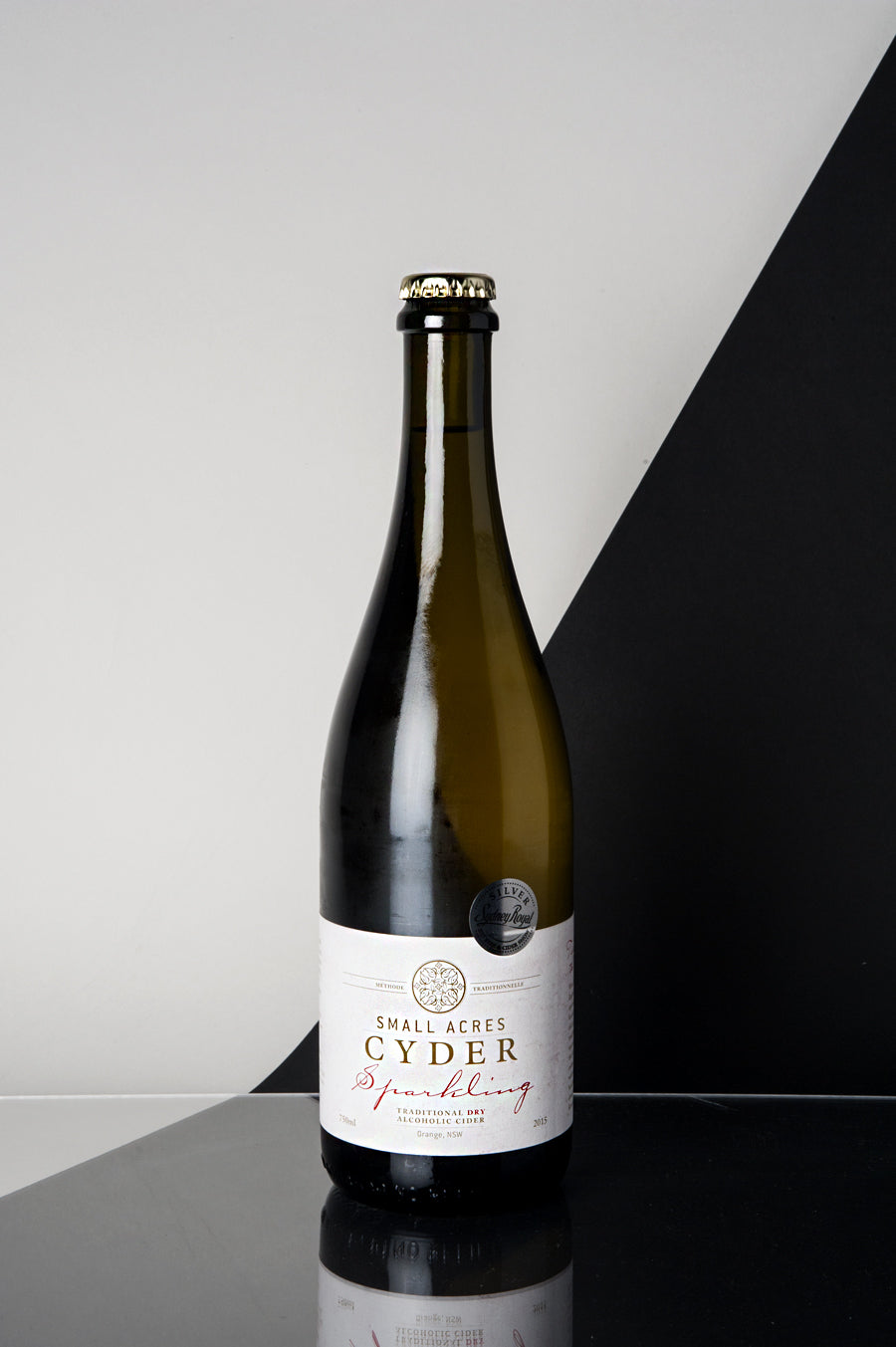 Small Acres Sparkling Cyder