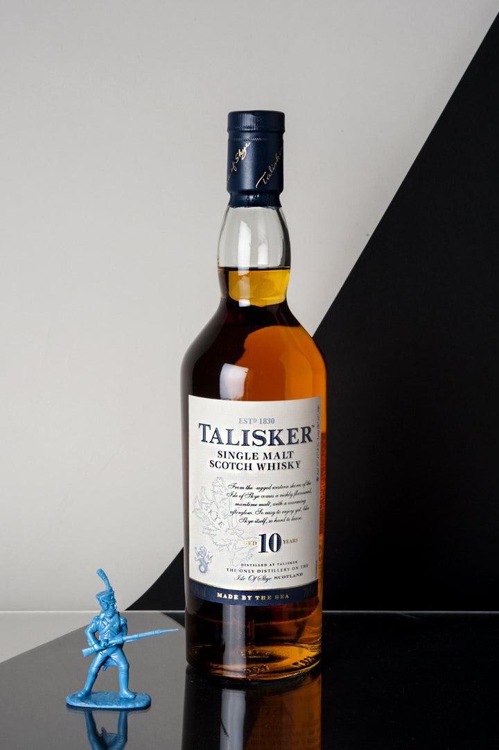 Talisker 10 Years Old Single Malt Whisky