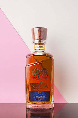 Nikka 12 Years Old Premium Blended Whisky