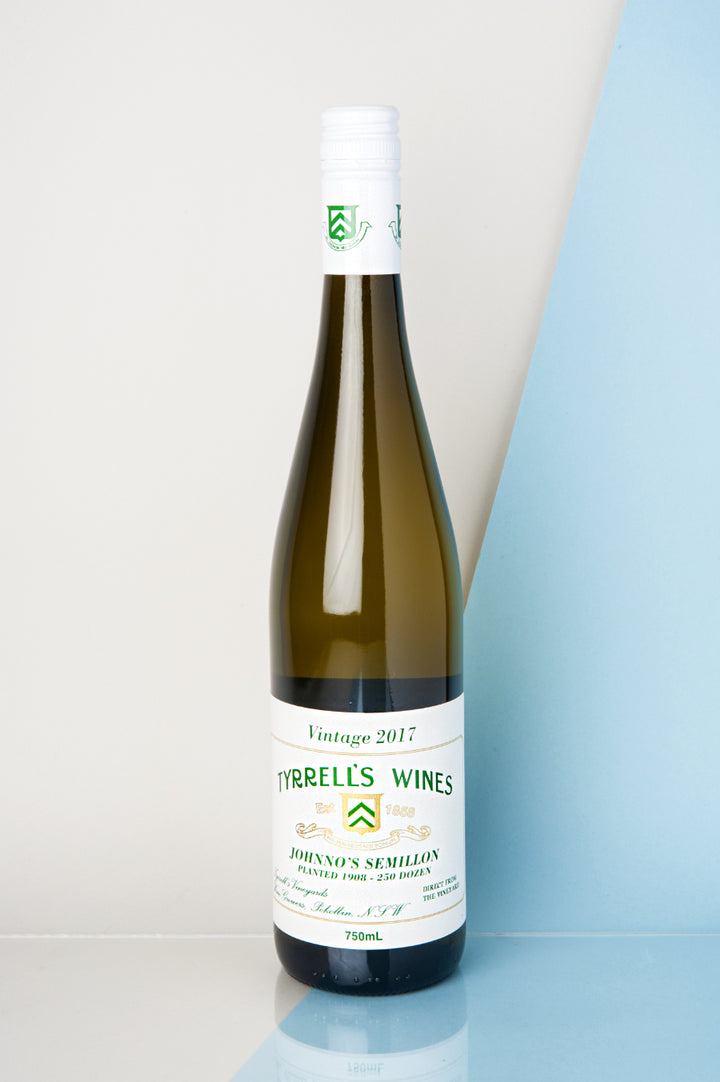 Tyrrell's Johnno's Hand Pressed Semillon