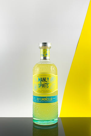 Manly Spirits Co. Zesty Limoncello