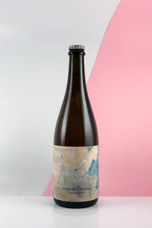Wildflower Brewing X Ravensworth Wines: The Bright Side Riesling 2020
