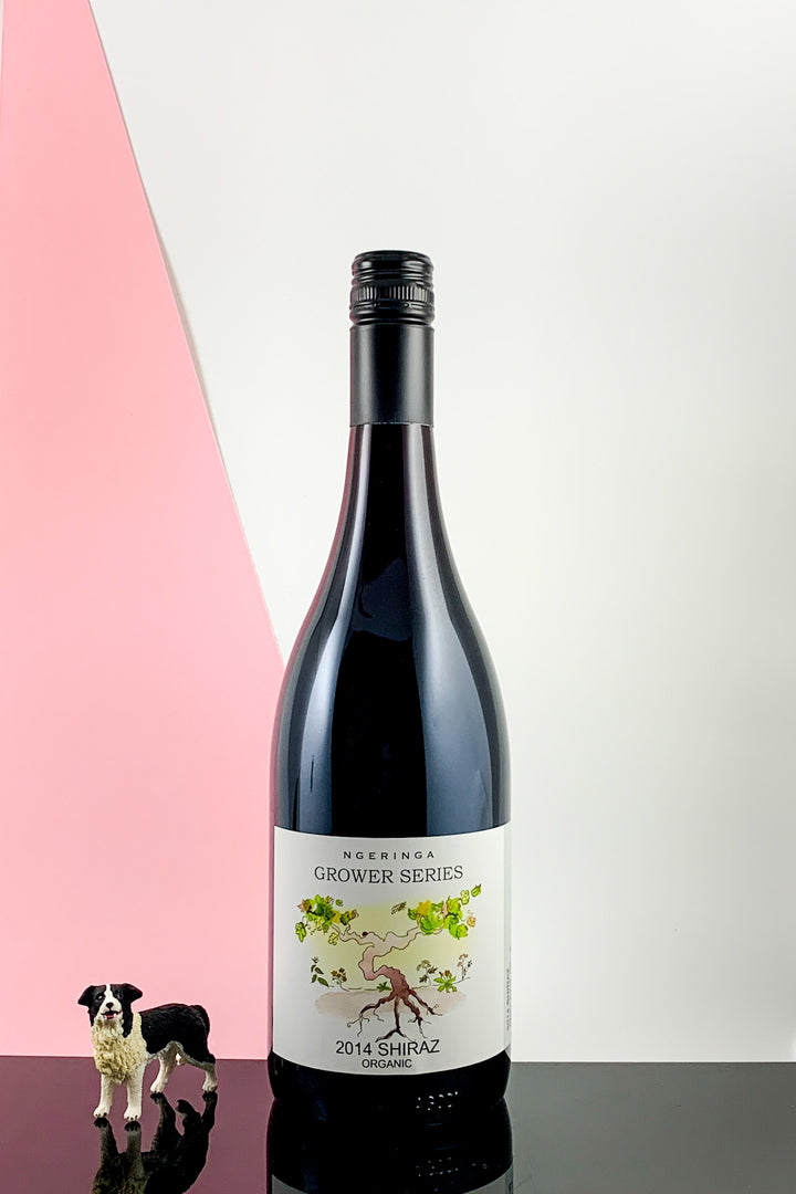 Ngeringa Growers Series Shiraz 2014