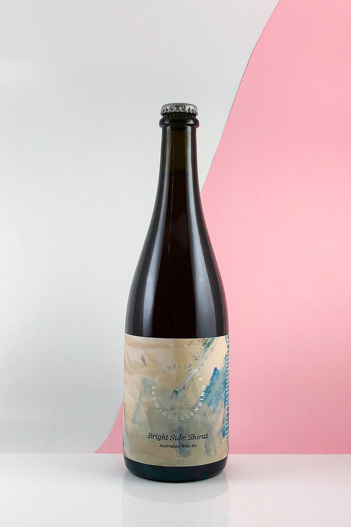 Wildflower Brewing X Ravensworth Wines: The Bright Side Shiraz 2020