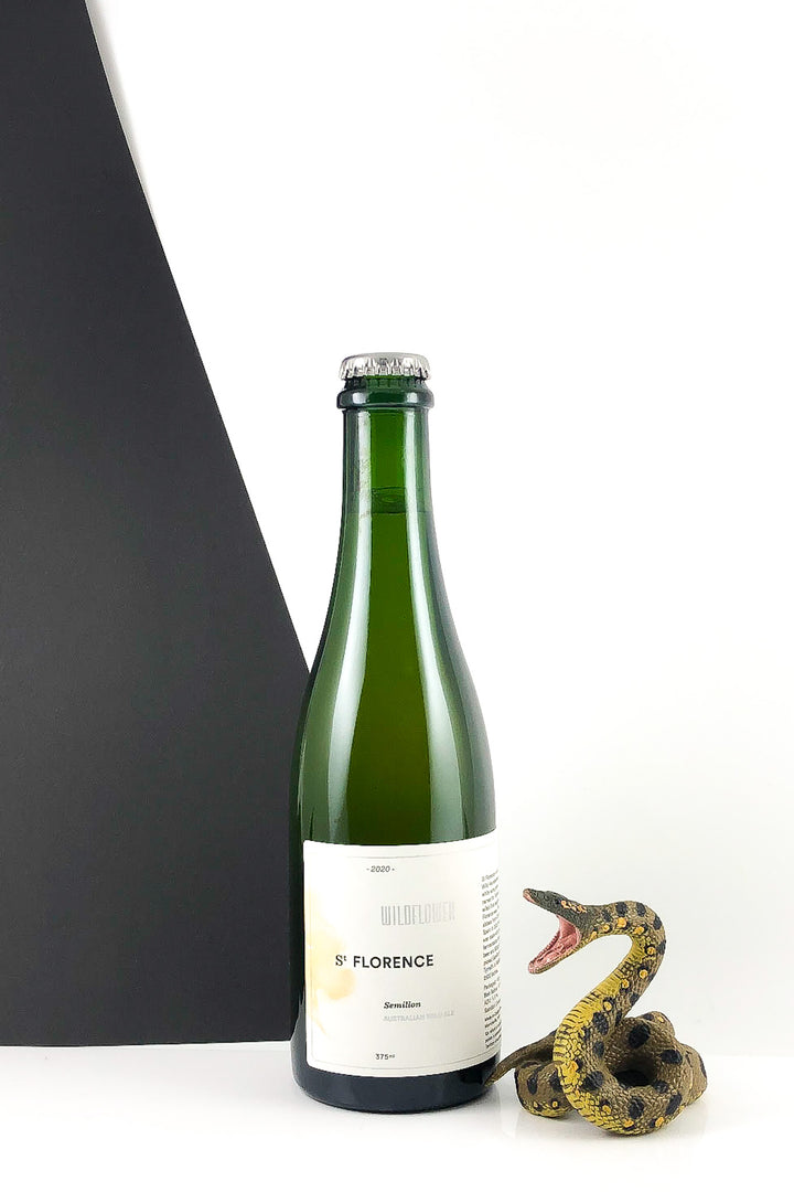 Wildflower Brewing St Florence Semillon 2020