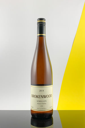 Brokenwood Semillon 352 2018