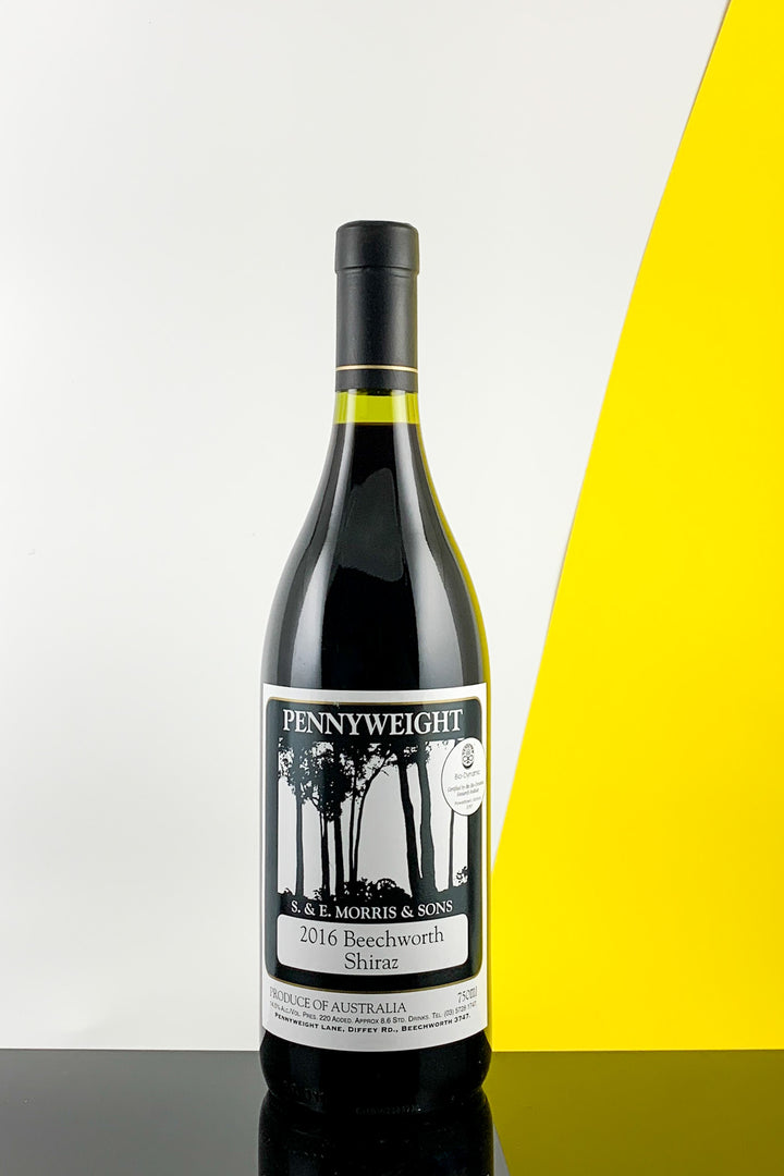 Pennyweight Beechworth Shiraz 2016