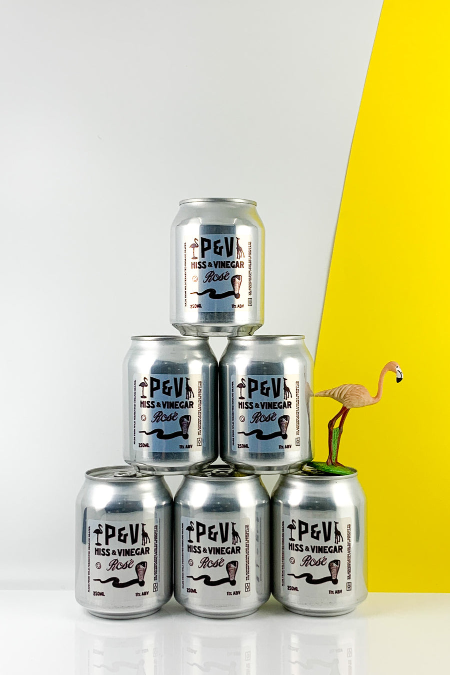 P&V's Hiss & Vinegar Rose in a Can