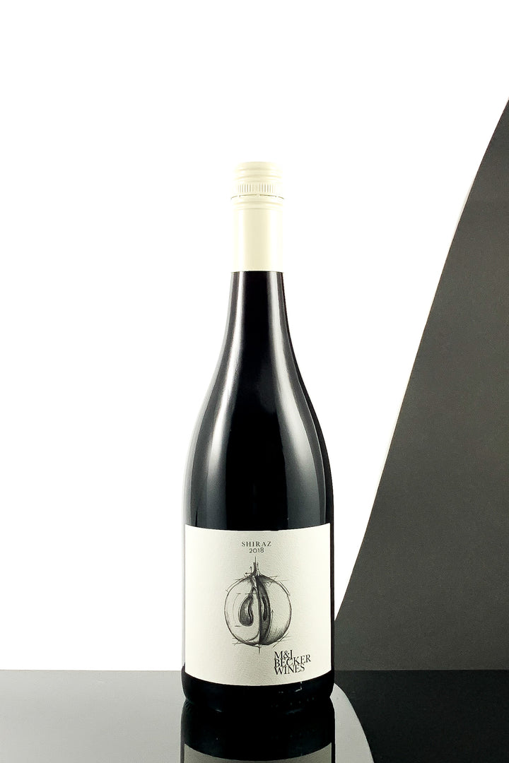 M&J Becker Wines Hunter Valley Syrah 2018