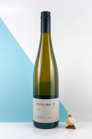 Vignerons Shmolzer and Brown Riesling S 2019