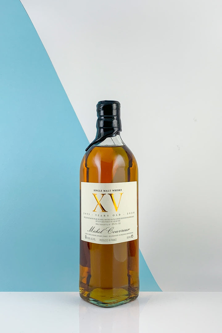 Michel Couvreur 15 Years Old Single Malt Whisky