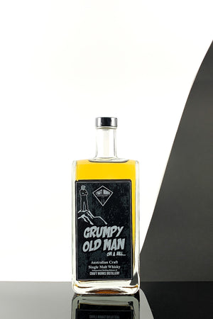 Craft Works Distillery Grumpy Old Man On A Hill Single Malt Whisky