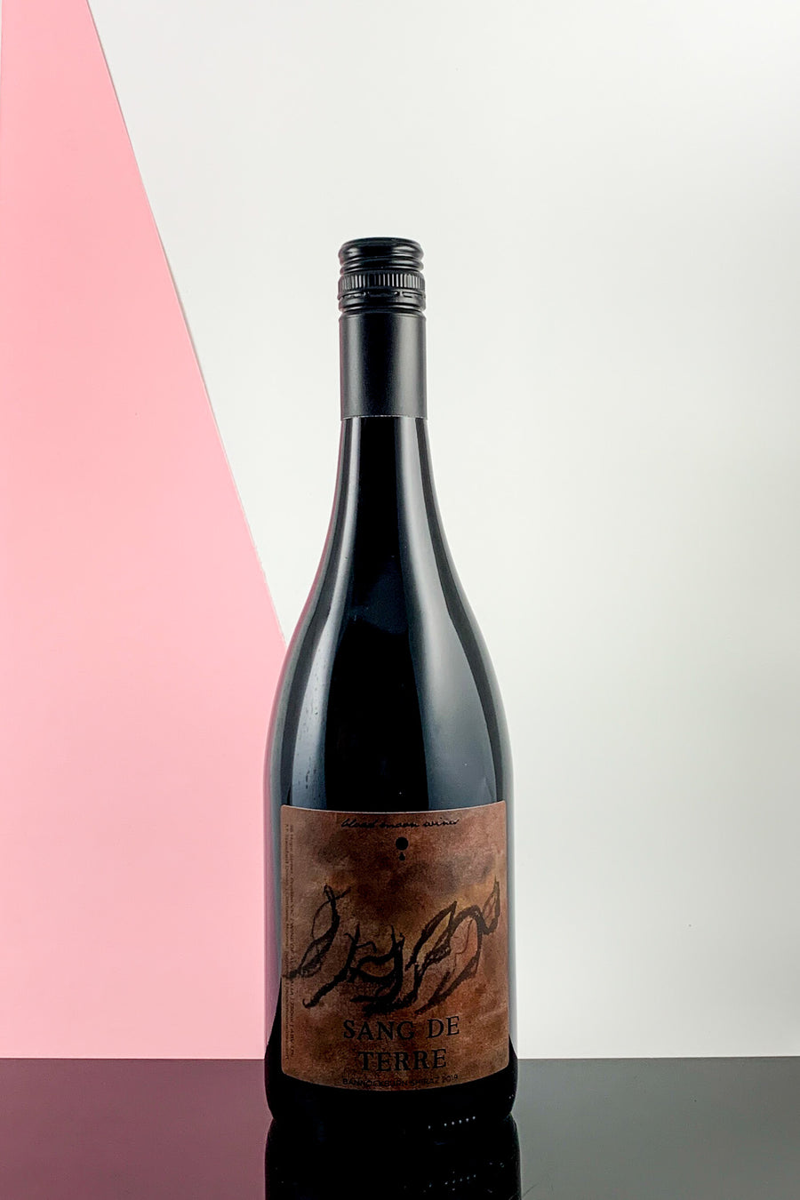 Blood Moon Sang de Terre Shiraz 2019