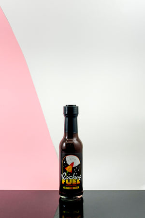 Try This Sauce Rocket Fuel Hot Back Sauce