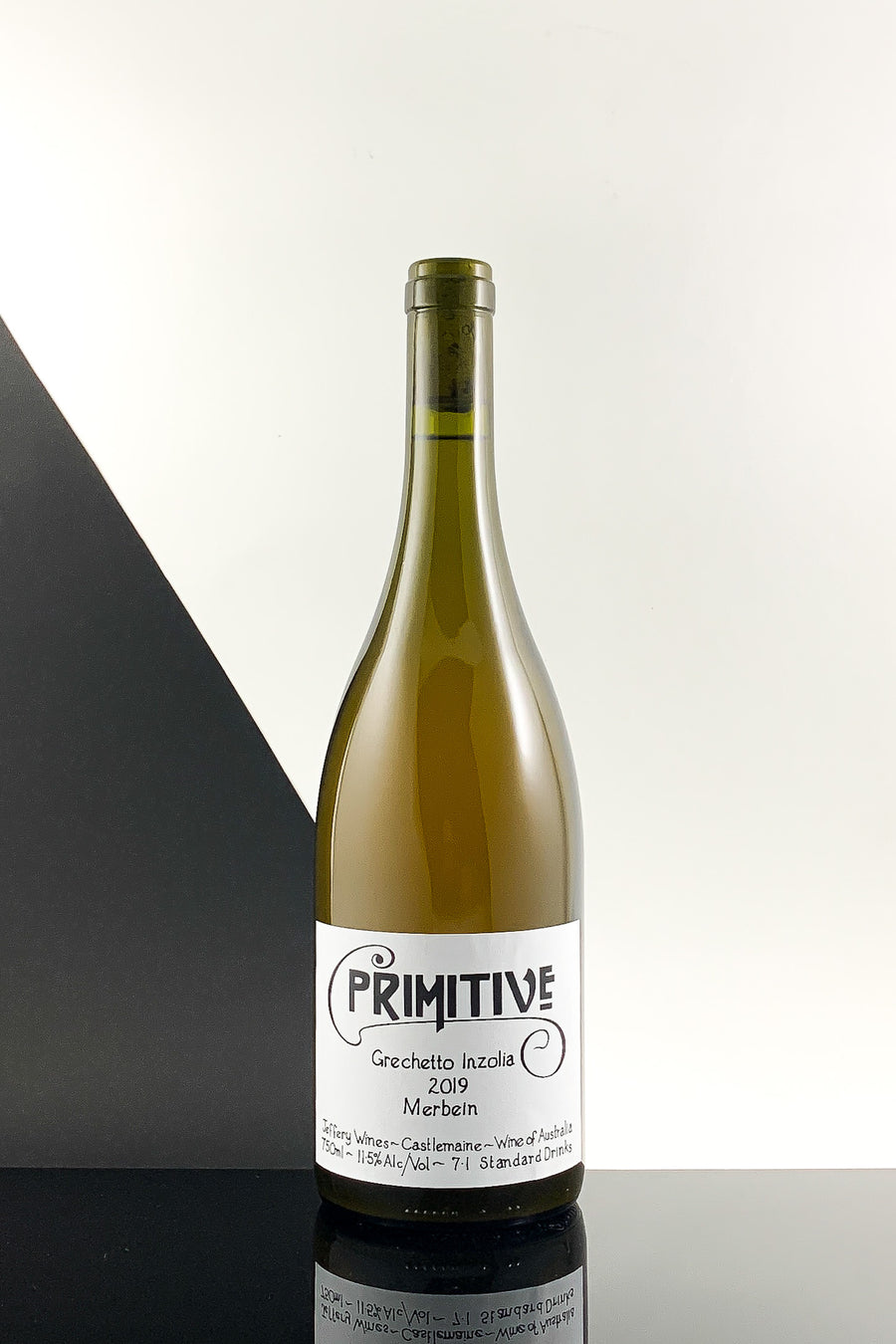 Jeffery Wines Primitive Grechetto Inzolia 2019