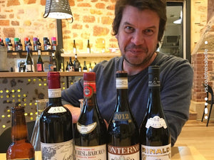 Piedmont Masterclass with Gary Walsh // 21 July 2020