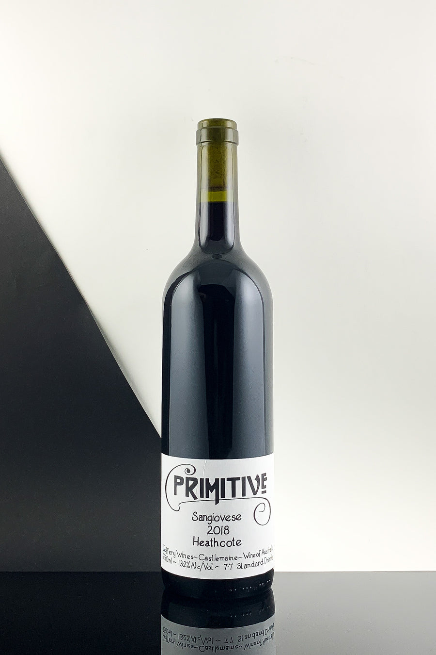 Jeffery Wines Primitive Sangiovese 2018