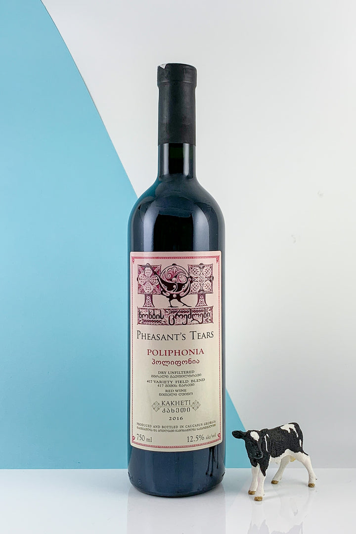 Pheasants Tears Poliphonia Red 2016