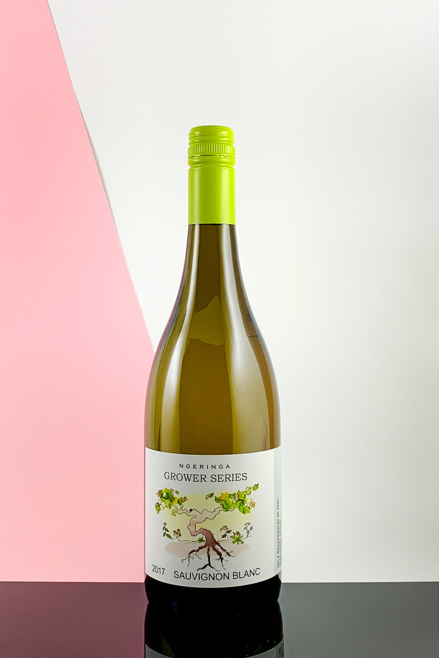 Ngeringa Growers Series Sauvignon Blanc 2017