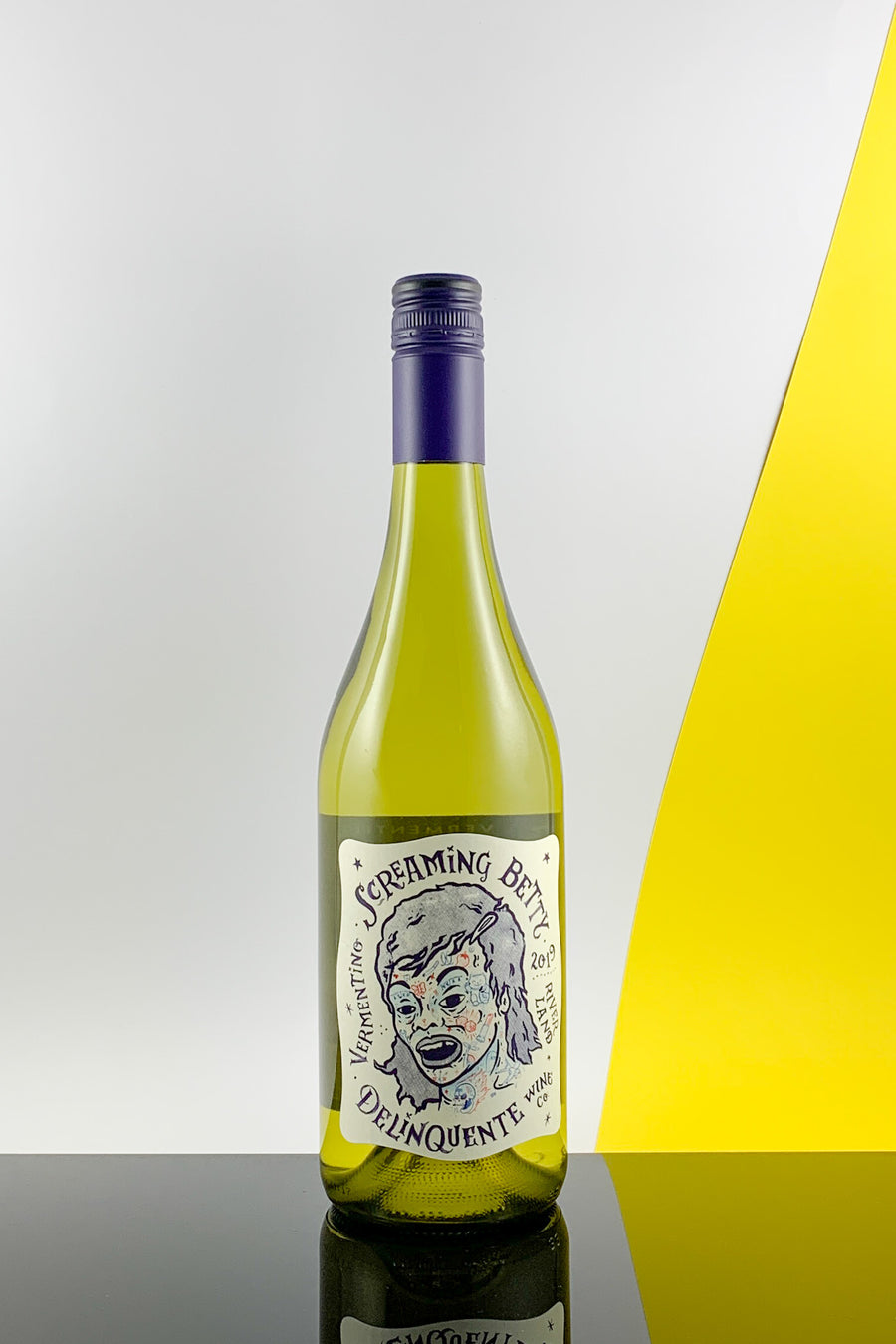 Delinquente Screaming Betty Vermentino 2019