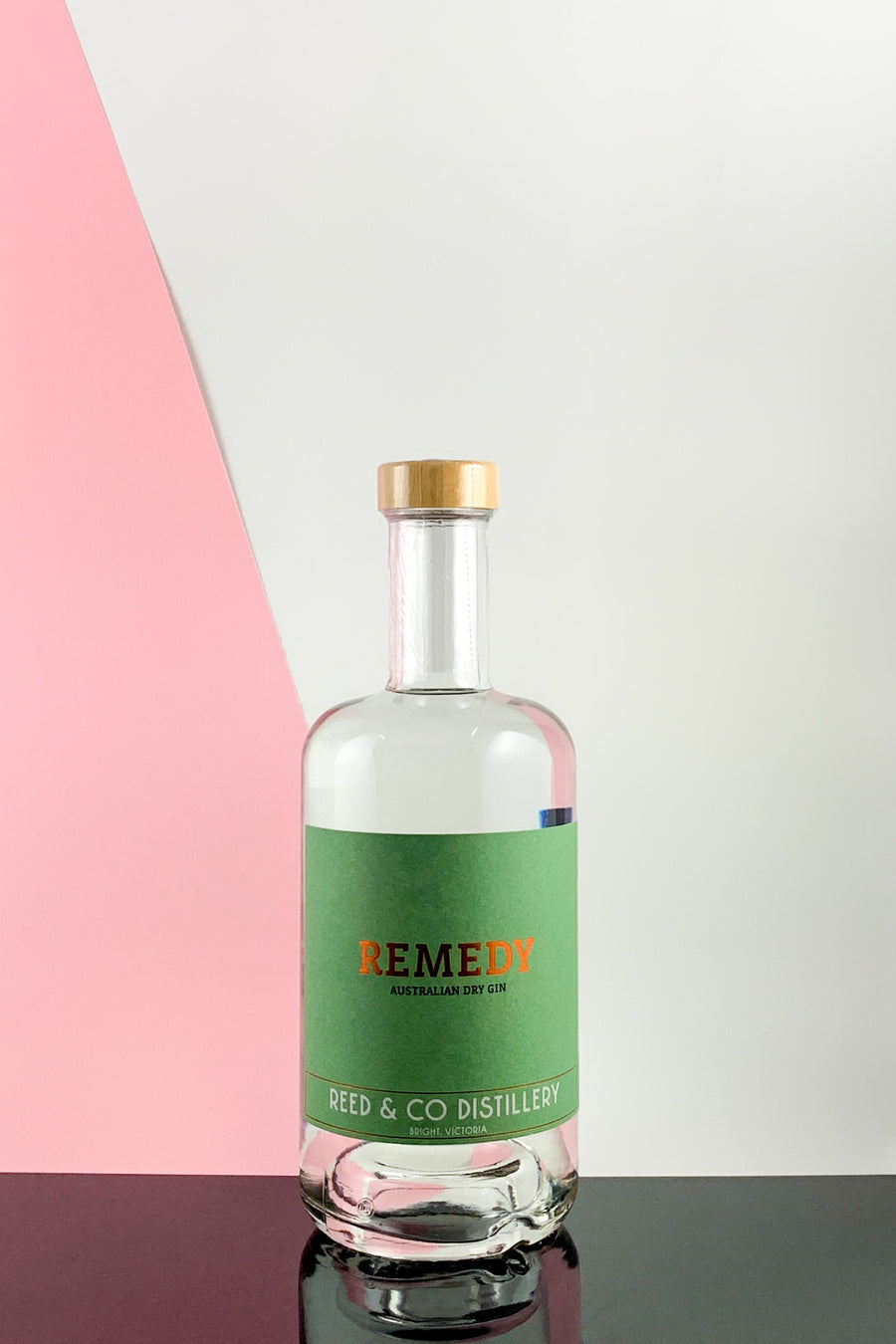 Reed & Co Distilling Remedy Gin
