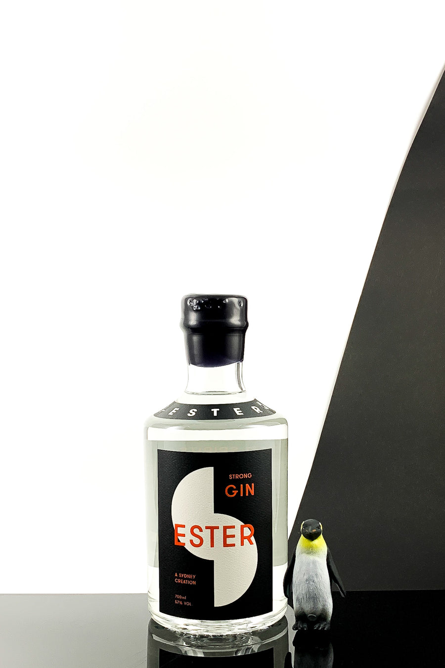 Ester Spirits The Strong Navy Strength Gin