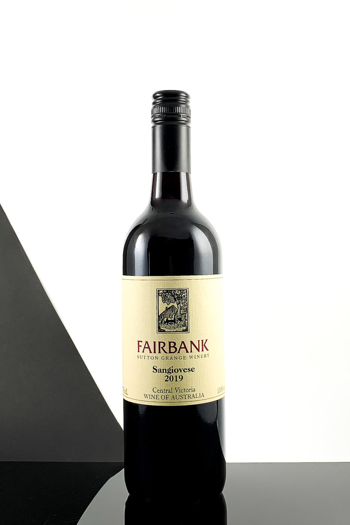 Fairbank Sangiovese 2019